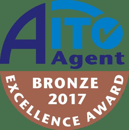 AITO BRONZE EXCELLENCE AWARD 2017