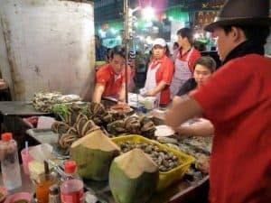 R&L seafood